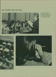 Page 9, 1969 Edition, Trinity High School - Trinhian Yearbook (Trinity, NC) online yearbook collection