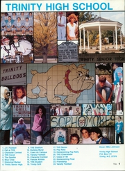 Page 5, 1987 Edition, Trinity High School - Trinhian Yearbook (Trinity, NC) online yearbook collection