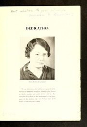 Page 7, 1938 Edition, Asheboro High School - Ash Hi Life Yearbook (Asheboro, NC) online yearbook collection