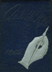 1952 Edition, Asheboro High School - Ash Hi Life Yearbook (Asheboro, NC)