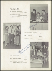 Page 11, 1952 Edition, Asheboro High School - Ash Hi Life Yearbook (Asheboro, NC) online yearbook collection