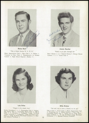 Page 17, 1952 Edition, Asheboro High School - Ash Hi Life Yearbook (Asheboro, NC) online yearbook collection