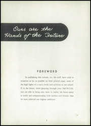 Page 6, 1952 Edition, Asheboro High School - Ash Hi Life Yearbook (Asheboro, NC) online yearbook collection
