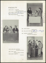 Page 9, 1952 Edition, Asheboro High School - Ash Hi Life Yearbook (Asheboro, NC) online yearbook collection