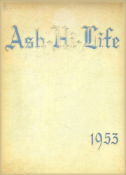 1953 Edition, Asheboro High School - Ash Hi Life Yearbook (Asheboro, NC)