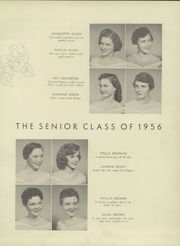 Page 15, 1956 Edition, Asheboro High School - Ash Hi Life Yearbook (Asheboro, NC) online yearbook collection