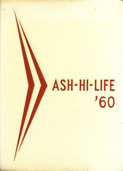1960 Edition, Asheboro High School - Ash Hi Life Yearbook (Asheboro, NC)