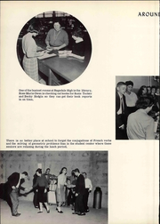 Page 12, 1961 Edition, Ragsdale High School - Echo Yearbook (Jamestown, NC) online yearbook collection