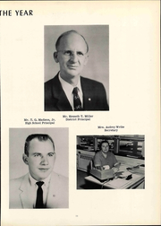Page 17, 1961 Edition, Ragsdale High School - Echo Yearbook (Jamestown, NC) online yearbook collection