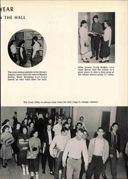 Page 9, 1961 Edition, Ragsdale High School - Echo Yearbook (Jamestown, NC) online yearbook collection