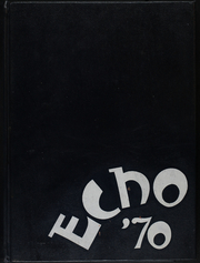 Page 1, 1970 Edition, Ragsdale High School - Echo Yearbook (Jamestown, NC) online yearbook collection