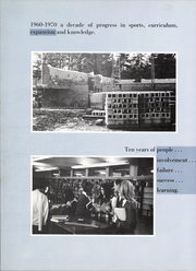 Page 12, 1970 Edition, Ragsdale High School - Echo Yearbook (Jamestown, NC) online yearbook collection