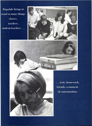 Page 15, 1970 Edition, Ragsdale High School - Echo Yearbook (Jamestown, NC) online yearbook collection