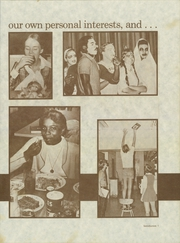 Page 11, 1976 Edition, Ragsdale High School - Echo Yearbook (Jamestown, NC) online yearbook collection