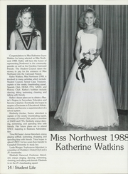 Page 16, 1988 Edition, Northwest Cabarrus High School - Dynamis Yearbook (Concord, NC) online yearbook collection