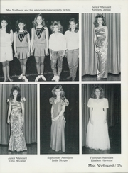Page 17, 1988 Edition, Northwest Cabarrus High School - Dynamis Yearbook (Concord, NC) online yearbook collection