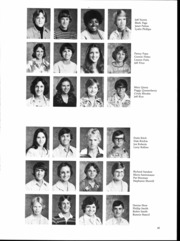 Central Cabarrus High School - Centarune Yearbook (Concord, NC) online yearbook collection, 1977 Edition, Page 47
