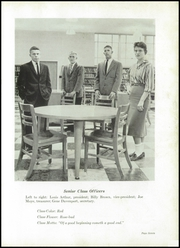 Page 11, 1959 Edition, J H Rose High School - Tau Yearbook (Greenville, NC) online yearbook collection