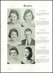 Page 12, 1959 Edition, J H Rose High School - Tau Yearbook (Greenville, NC) online yearbook collection