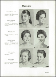 Page 13, 1959 Edition, J H Rose High School - Tau Yearbook (Greenville, NC) online yearbook collection