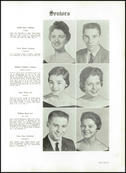 Page 15, 1959 Edition, J H Rose High School - Tau Yearbook (Greenville, NC) online yearbook collection