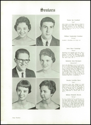 Page 16, 1959 Edition, J H Rose High School - Tau Yearbook (Greenville, NC) online yearbook collection