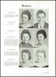 Page 17, 1959 Edition, J H Rose High School - Tau Yearbook (Greenville, NC) online yearbook collection