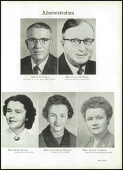 Page 7, 1959 Edition, J H Rose High School - Tau Yearbook (Greenville, NC) online yearbook collection