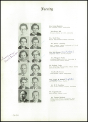 Page 8, 1959 Edition, J H Rose High School - Tau Yearbook (Greenville, NC) online yearbook collection