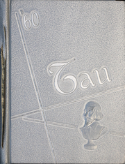1960 Edition, J H Rose High School - Tau Yearbook (Greenville, NC)