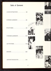 Page 12, 1964 Edition, J H Rose High School - Tau Yearbook (Greenville, NC) online yearbook collection