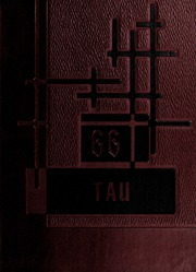 1966 Edition, J H Rose High School - Tau Yearbook (Greenville, NC)