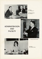 Page 10, 1963 Edition, Northwest Guilford High School - Viking Yearbook (Greensboro, NC) online yearbook collection