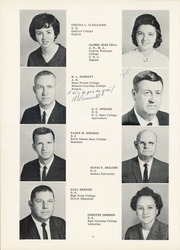 Page 12, 1963 Edition, Northwest Guilford High School - Viking Yearbook (Greensboro, NC) online yearbook collection