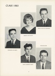 Page 36, 1963 Edition, Northwest Guilford High School - Viking Yearbook (Greensboro, NC) online yearbook collection