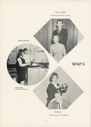 Page 44, 1963 Edition, Northwest Guilford High School - Viking Yearbook (Greensboro, NC) online yearbook collection