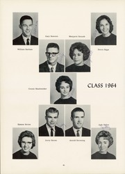 Page 50, 1963 Edition, Northwest Guilford High School - Viking Yearbook (Greensboro, NC) online yearbook collection