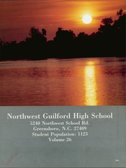 Page 5, 1988 Edition, Northwest Guilford High School - Viking Yearbook (Greensboro, NC) online yearbook collection