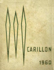 Morehead High School - Carillon Yearbook (Eden, NC) online yearbook collection, 1960 Edition, Page 1