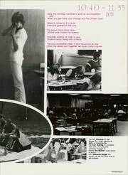 Page 11, 1981 Edition, Morehead High School - Carillon Yearbook (Eden, NC) online yearbook collection