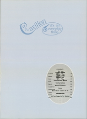 Page 5, 1981 Edition, Morehead High School - Carillon Yearbook (Eden, NC) online yearbook collection