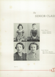 Page 14, 1941 Edition, Kings Mountain High School - Milestones Yearbook (Kings Mountain, NC) online yearbook collection