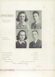 Page 15, 1941 Edition, Kings Mountain High School - Milestones Yearbook (Kings Mountain, NC) online yearbook collection