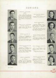 Page 16, 1941 Edition, Kings Mountain High School - Milestones Yearbook (Kings Mountain, NC) online yearbook collection