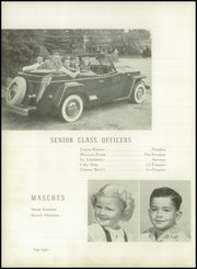 Page 12, 1950 Edition, Kings Mountain High School - Milestones Yearbook (Kings Mountain, NC) online yearbook collection