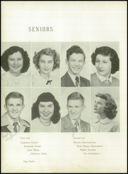 Page 16, 1950 Edition, Kings Mountain High School - Milestones Yearbook (Kings Mountain, NC) online yearbook collection