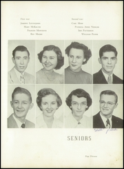 Page 17, 1950 Edition, Kings Mountain High School - Milestones Yearbook (Kings Mountain, NC) online yearbook collection