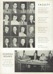 Page 10, 1953 Edition, Kings Mountain High School - Milestones Yearbook (Kings Mountain, NC) online yearbook collection