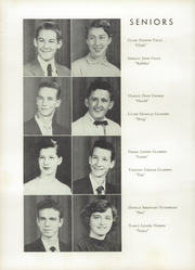 Page 16, 1953 Edition, Kings Mountain High School - Milestones Yearbook (Kings Mountain, NC) online yearbook collection