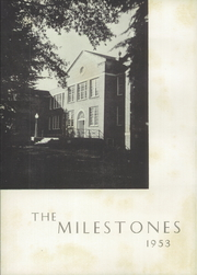 Page 6, 1953 Edition, Kings Mountain High School - Milestones Yearbook (Kings Mountain, NC) online yearbook collection